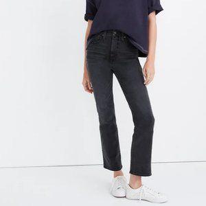 Madewell Slim Demi-Boot Jeans 28